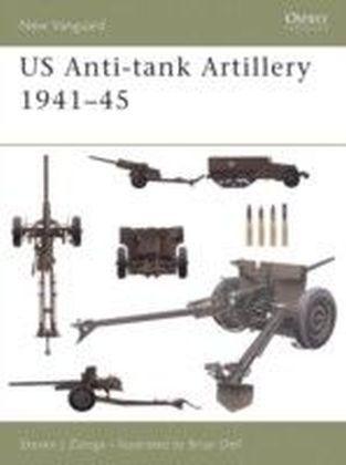 US Anti-tank Artillery 1941-45