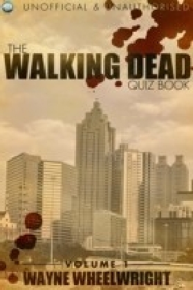 Walking Dead Quiz Book