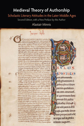 Medieval Theory of Authorship
