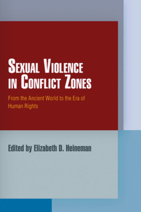 Sexual Violence in Conflict Zones