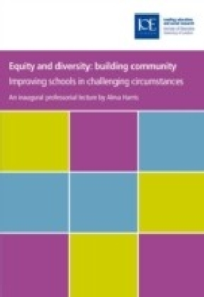 Equity and diversity: building community