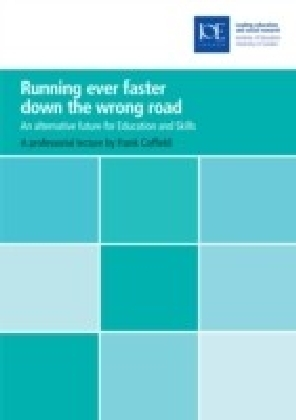Running ever faster down the wrong road