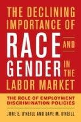 Declining Importance of Race and Gender in the Labor Market