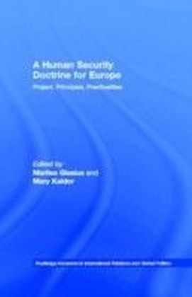 HUMAN RIGHTS AND EUROPEAN SECURITY