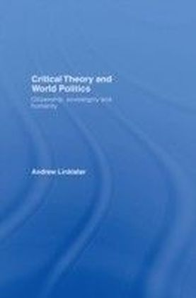 Critical International Relations Theory