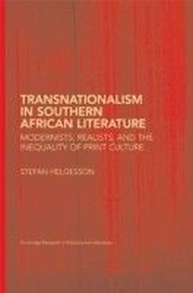 Transnationalism in Southern African Literature