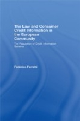 Law and Consumer Credit Information in the European Community