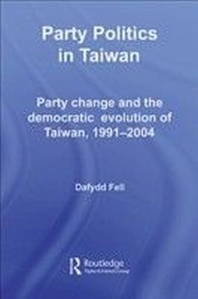 Party Politics in Taiwan