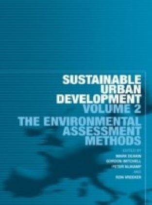 Sustainable Urban Development Volume 2