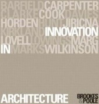 Innovation in Architecture