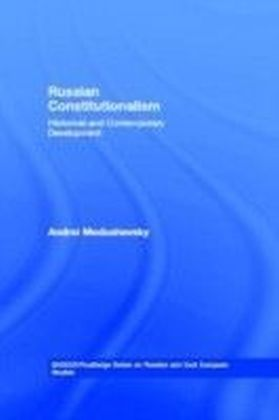 Russian Constitutionalism