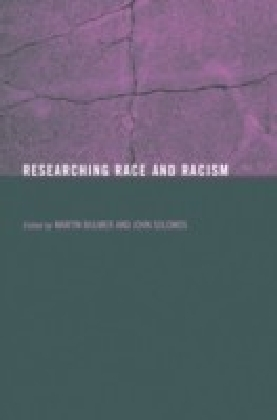 Researching Race and Racism