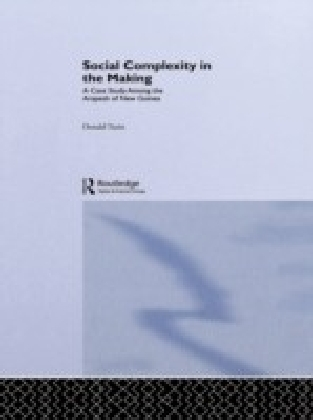 Social Complexity in the Making