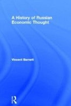 History of Russian Economic Thought
