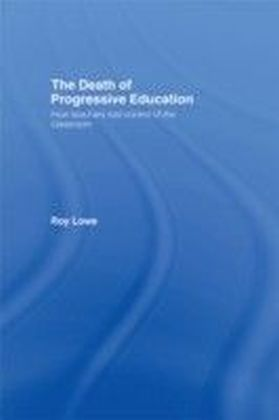 Death of Progessive Education