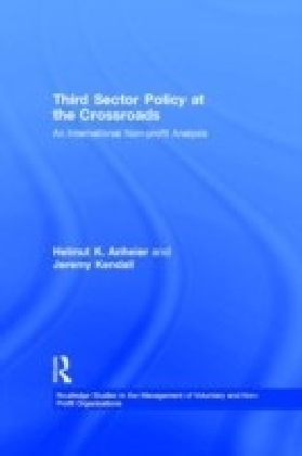 Third Sector Policy at the Crossroads