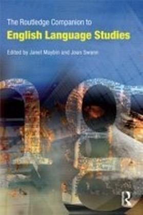 Routledge Companion to English Language Studies