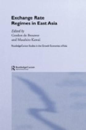 Exchange Rate Regimes in East Asia