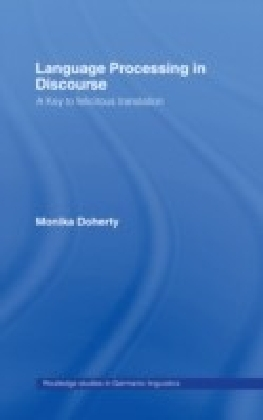 Language Processing in Discourse