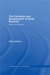 Formation and Development of Small Business