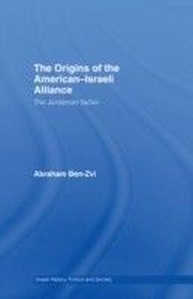 Origins of the American-Israeli Alliance