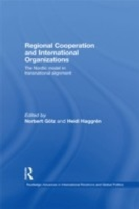 Regional Cooperation and International Organisations