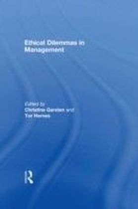 Ethical Dilemmas in Management