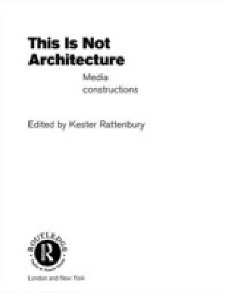 This is Not Architecture