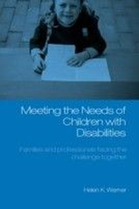 Meeting the Needs of Children with Disabilities