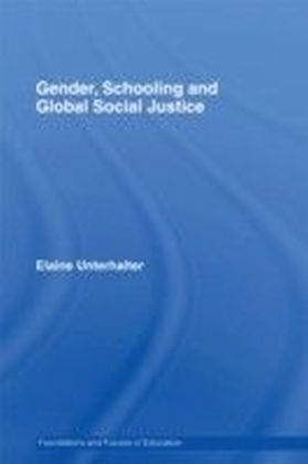 Gender, Schooling and Global Social Justice