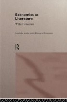 Economics as Literature