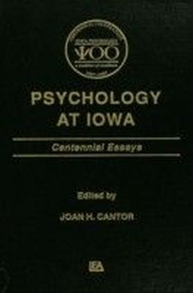Psychology at Iowa