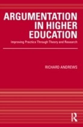 Argumentation in Higher Education