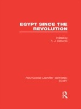 Egypt Since the Revolution