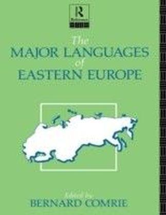 Major Languages of Eastern Europe