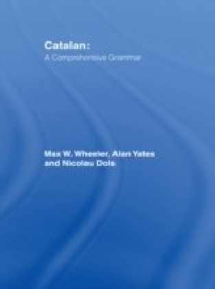 Catalan: A Comprehensive Grammar