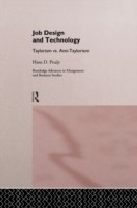 Job Design and Technology