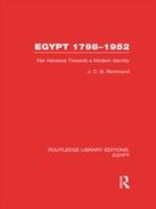 Egypt, 1798-1952