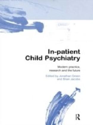In-patient Child Psychiatry