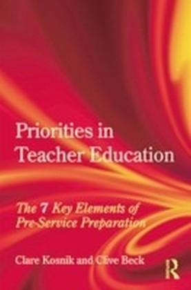 Priorities in Teacher Education