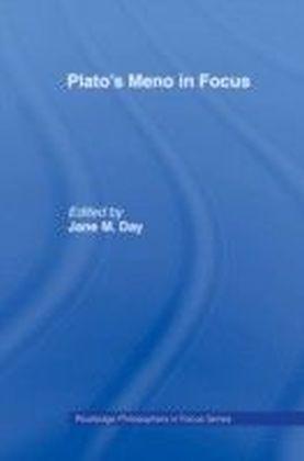 Plato's Meno In Focus