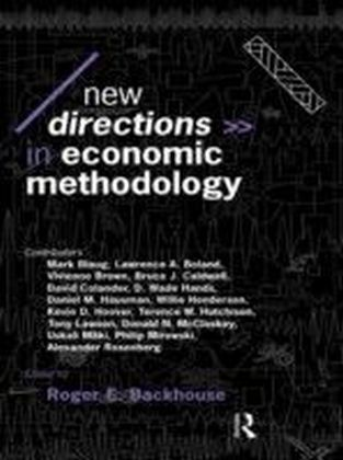 New Directions in Economic Methodology