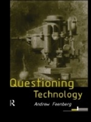Questioning Technology