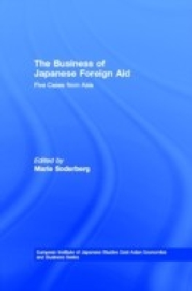 Business of Japanese Foreign Aid
