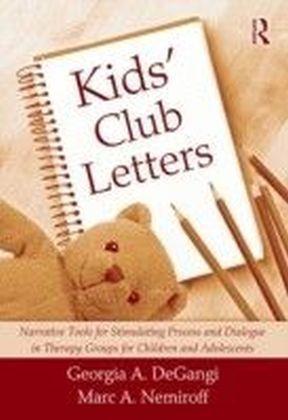 Kids' Club Letters