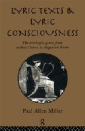 Lyric Texts and Lyric Consciousness