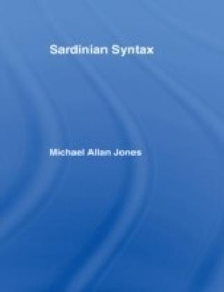 Sardinian Syntax