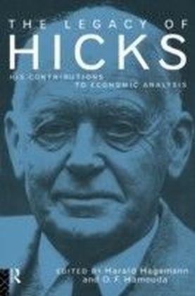 Legacy of Hicks