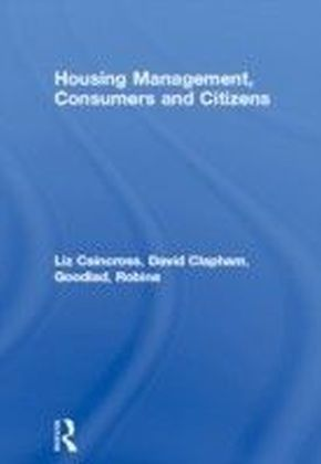 Housing Management, Consumers and Citizens