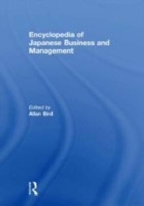 Encyclopaedia of Japanese Business and Management